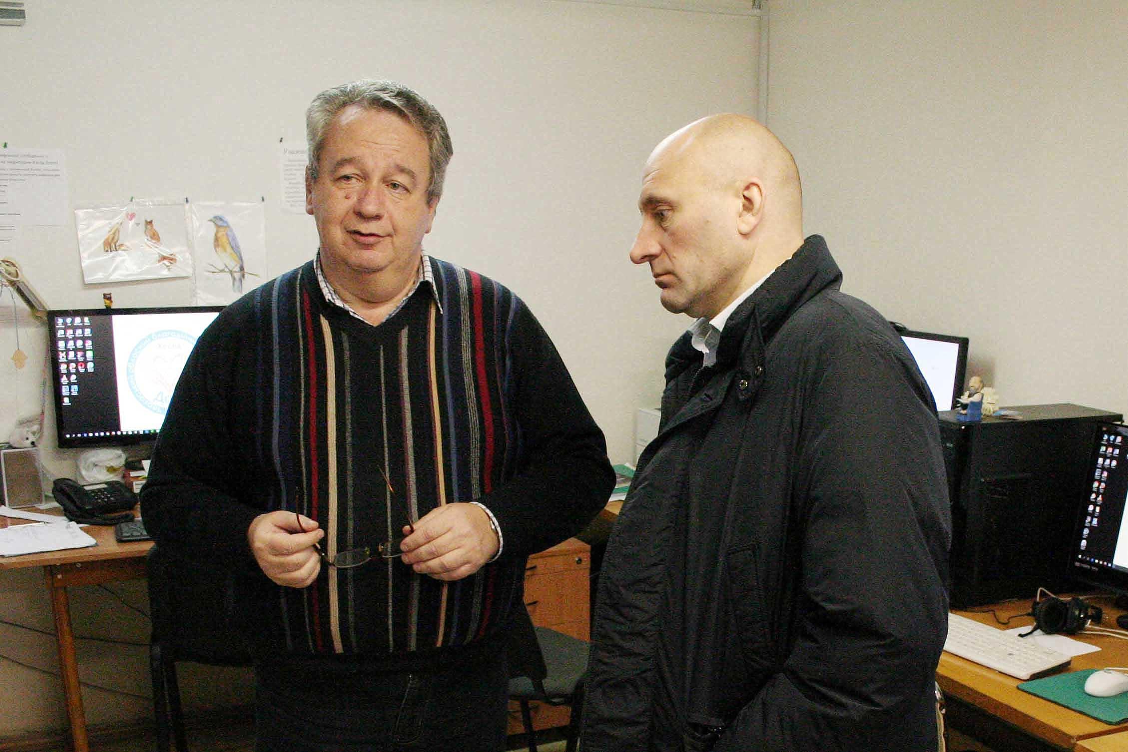 Черкасская еврейская община принимает гостей